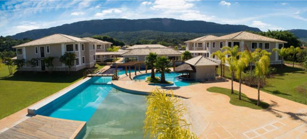 Santíssimo Resort, em Tiradentes