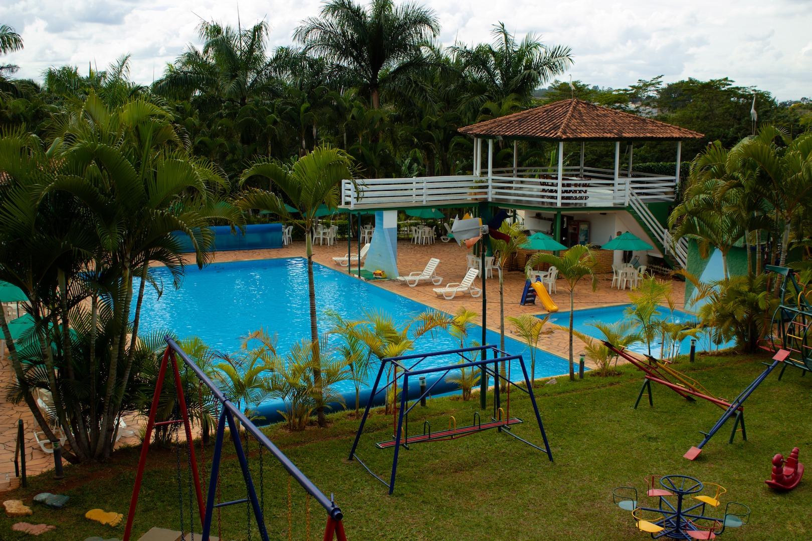 Hotel-Fazenda Vale Amanhecer, em Igarapé