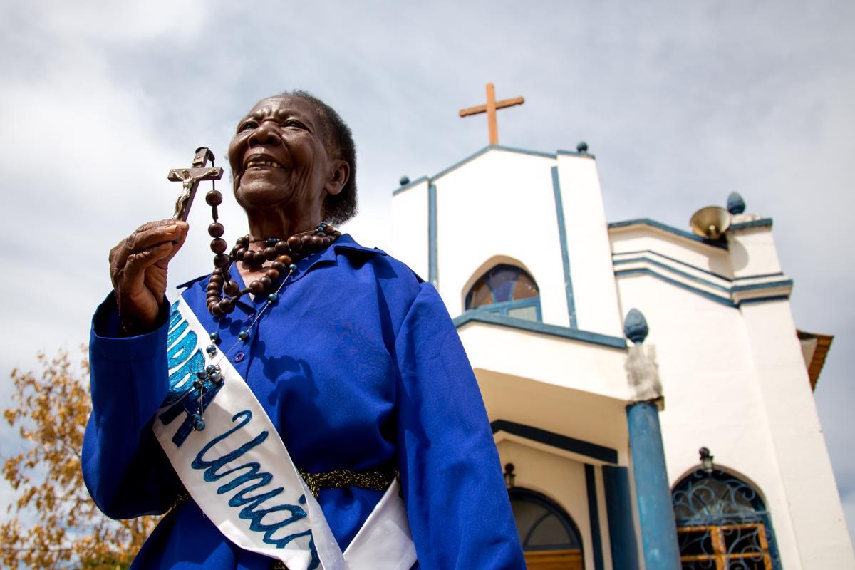 Eventos religiosos são tradição, em Jequitibá | Foto: Consuelo Abreu/Divulgação Prefeitura de Jequitibá